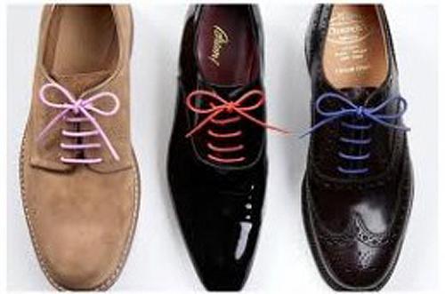 Round Fun Colored Shoe Laces